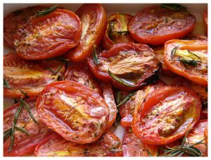 food tomatoes roasted